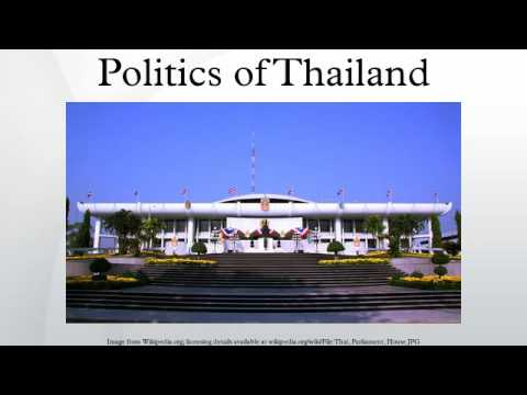 Politics of Thailand