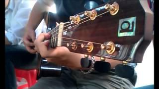 Con cò - Ngẫu hứng guitar trà đá