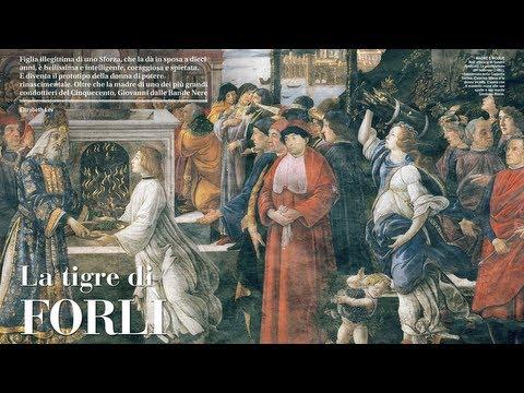 Caterina Sforza: la tigre di Forlì (1463 - 1509) - Mondo Nuovo # 6 - ottobre 2013