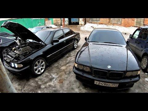 BMW E38 740D TURBO V8 M67 ЧТО ЭТО ЗА МОТОР ?