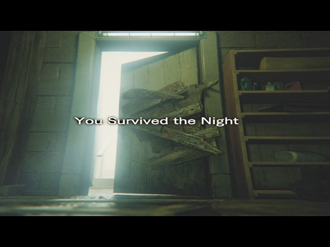 Making it to dawn in Nightmare mode - Resident Evil 7 Banned Footage