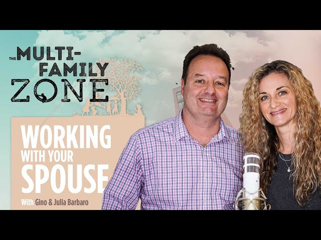 Top Tips On Working With Your Spouse W/ Gino and Julia Barbaro