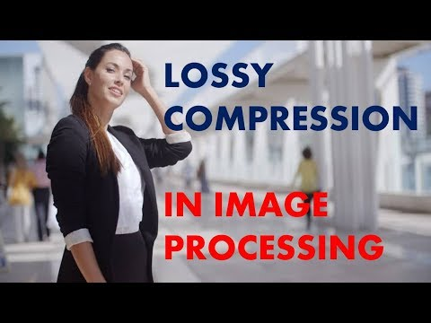 LOSSY COMPRESSION IN IMAGE PROCESSING