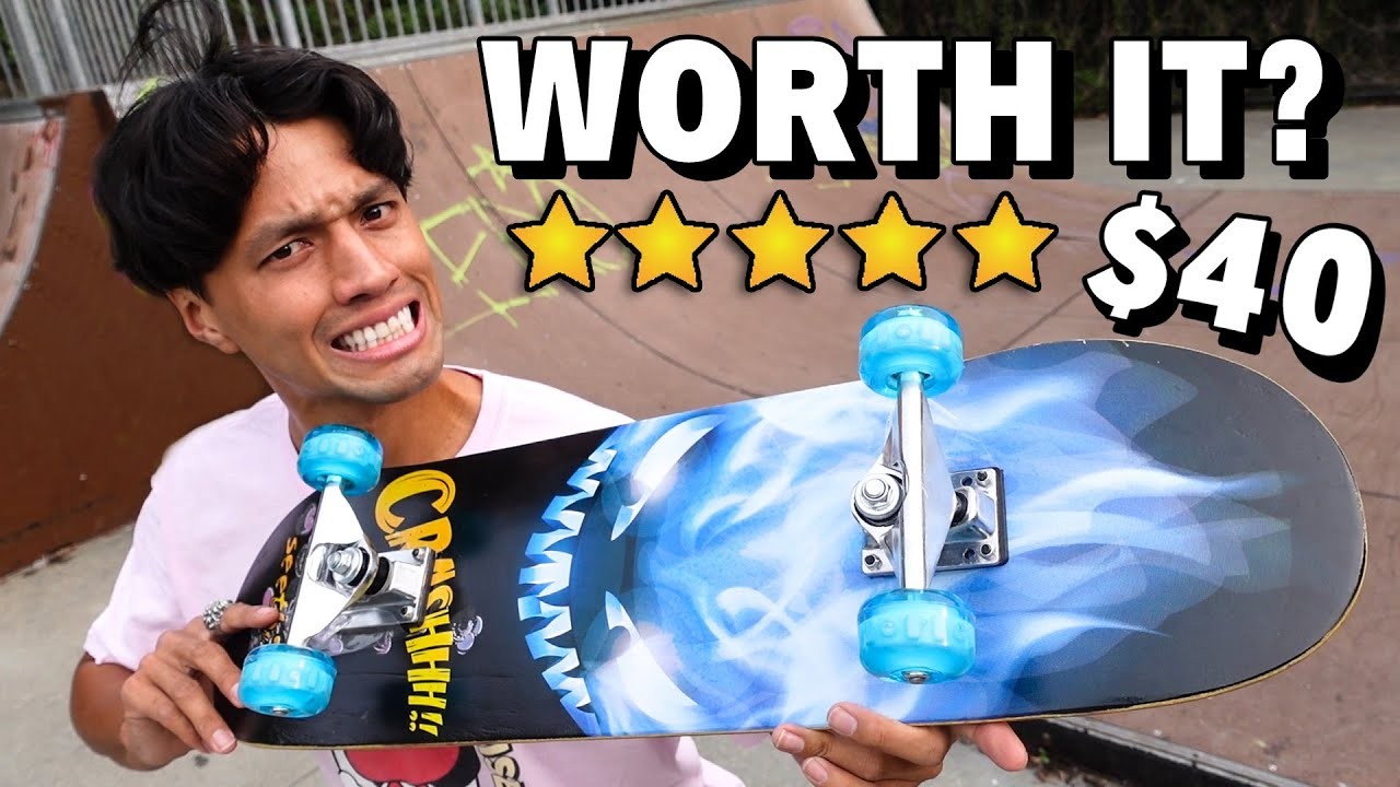 I Bought Amazons Highest Rated Skateboard (so you don't have to)