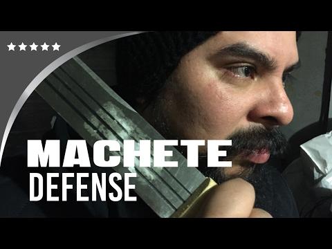 DEFENSE AGAINST A MACHETE