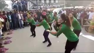 Dance Choreography On Election theme song (Joy Bangla Jitbe Abar Nouka)
