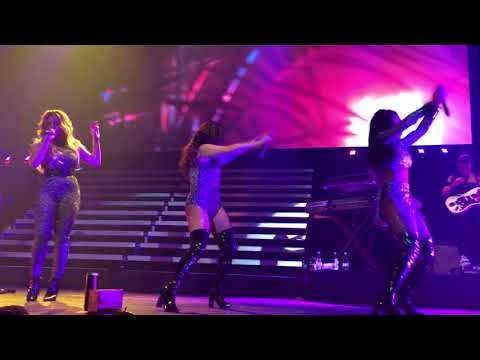 Fifth Harmony - Make you mad (PSA Tour Chile)