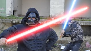 Star Wars: Official Trailer Parody (for poor people)