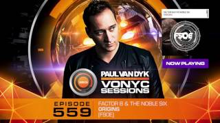 Paul van Dyk - VONYC Sessions 559