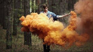видео как сделать дымовую шашку домашних