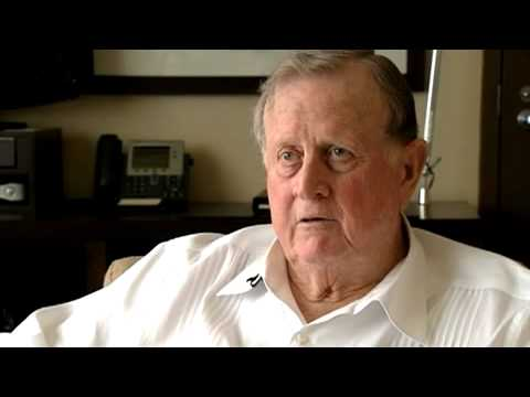 Red McCombs interview Part 1