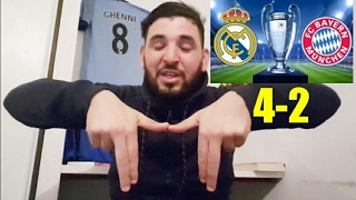 REAL MADRID VS BAYERN MUNICH 4-2 LE DEBRIEF  (MARCELOOOO)