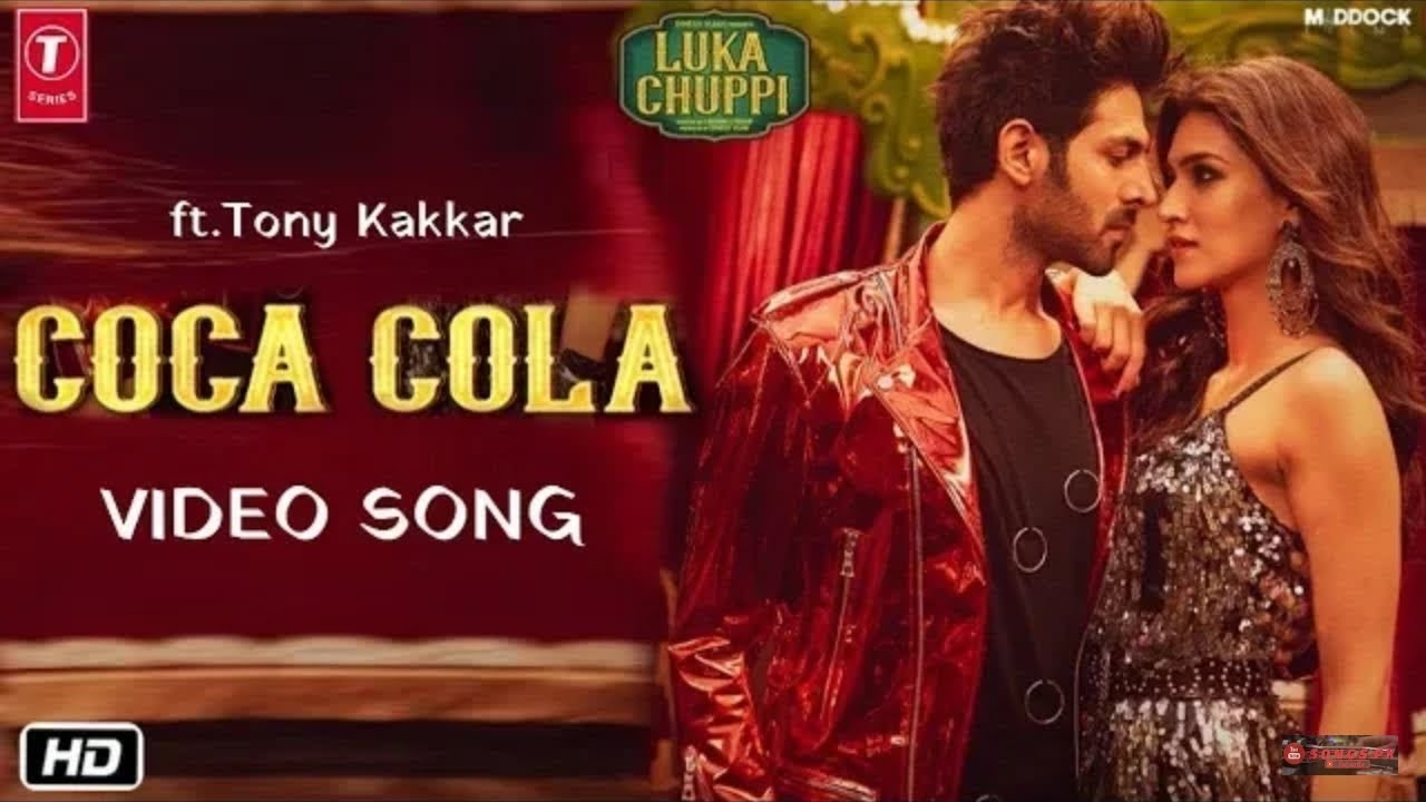 Neha Kakkar Coca Cola Song Luka Chuppi Kartik A Kriti S Tanishk Bagchi Tony Kakkar Young Desi Youtube