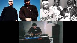 Boards of Canada vs Bone Thugs - Why Do I Stay Turquise Hexagon Sun
