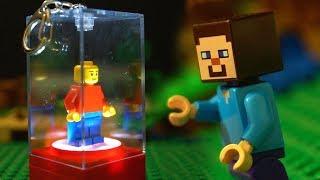 ЛЕГО НУБик 🔆 ЛЕГО ФОНАРИК Майнкрафт Мультики для Детей LEGO Minecraft Мультфильмы