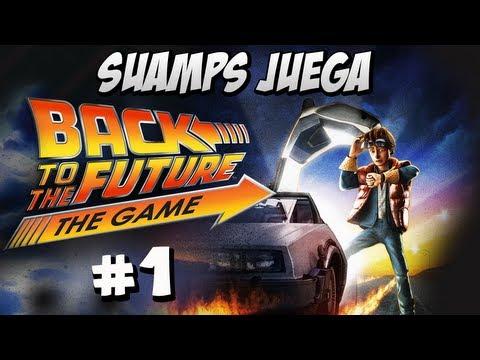 ¡Maldición BIFF! :/ - Volver al futuro Parte 1 | Gameplay comentado en español Back to The Future