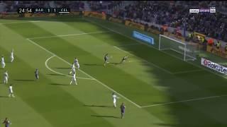 Suarez Goal offside??? Barcelona vs Celta Vigo 2017 HD