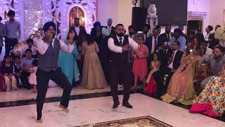 Bride's Brother Dance Performance @Richmond Hill, New York!!!! Dated: Aug 04, 2018