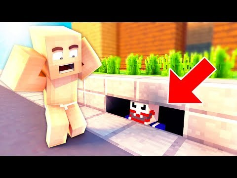 ER WIRD AUCH DICH FINDEN ( Minecraft Horror )