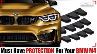 How SLIPLO BMW Bumper Scrape Guard Can Protect Your Car