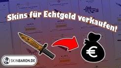 CS:GO Skins für ECHTGELD verkaufen & billig einkaufen! - SkinBaron.de