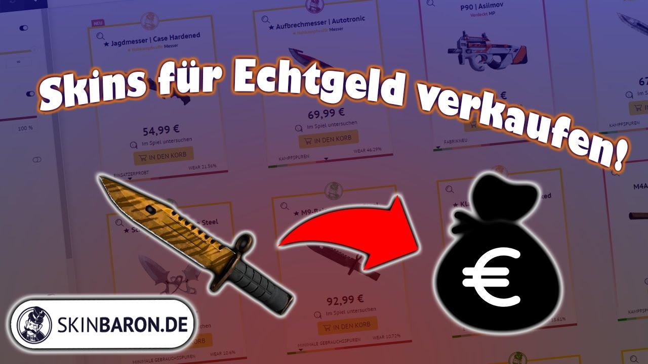 Cs Go Skins FГјr Echtgeld Verkaufen