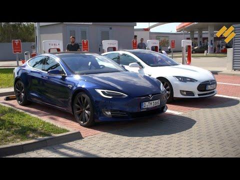 Tesla otwiera punkt ładowania w Polsce