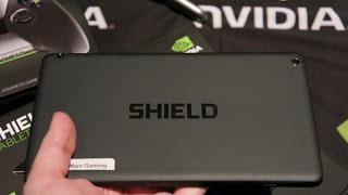 Распаковка планшета NVIDIA Shield Tablet + геймпад + чехол (unboxing)(, 2014-08-08T14:22:29.000Z)