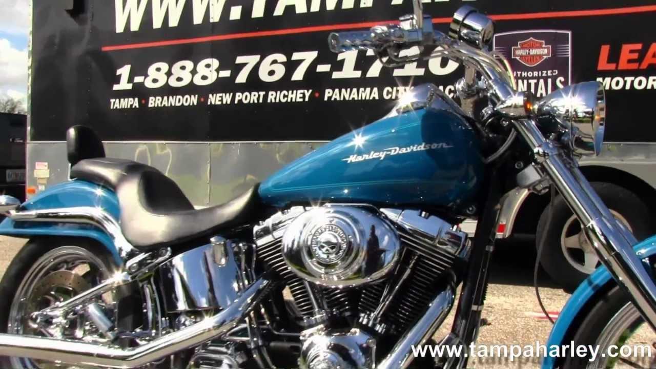 Used 2001 Harley-davidson Softail Deuce Fxstd