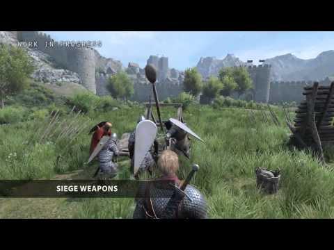 Mount & Blade II: Bannerlord Gamescom 2015 Gameplay Video