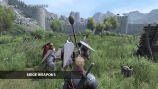 Mount & Blade II: Bannerlord Gamescom 2015 Gameplay Video(Oh sure, you can roll out siege weapons and craft your own swords, but what about board games and making videos out of battles?, 2015-08-05T17:29:50.000Z)