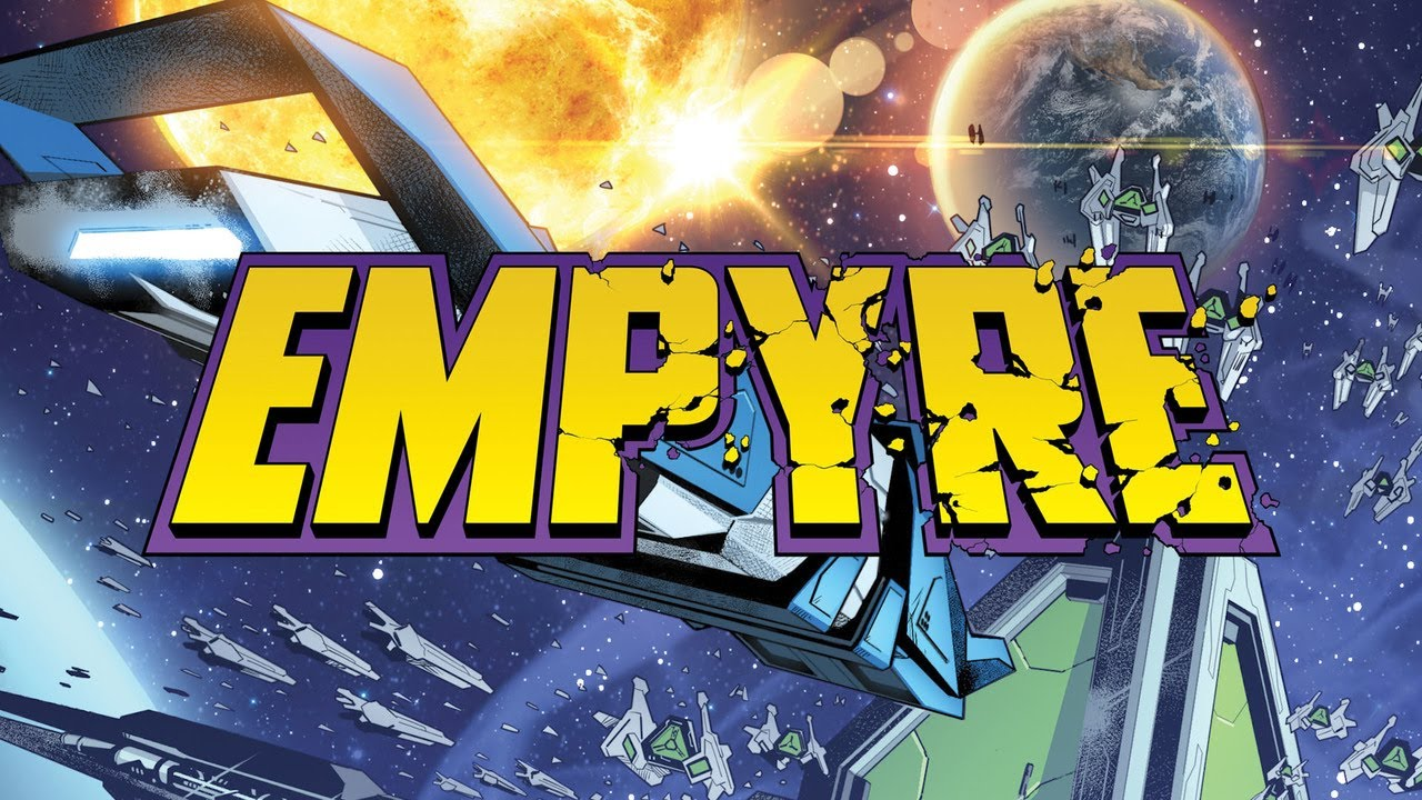 Empyre marvel