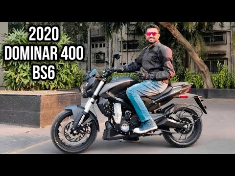 2020 DOMINAR 400 BS6 First Ride Review | Mileage | Price