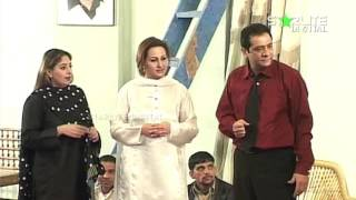 Best Of Sardar Kamal and Nargis New Pakistani Stage Drama Full Comedy Clip