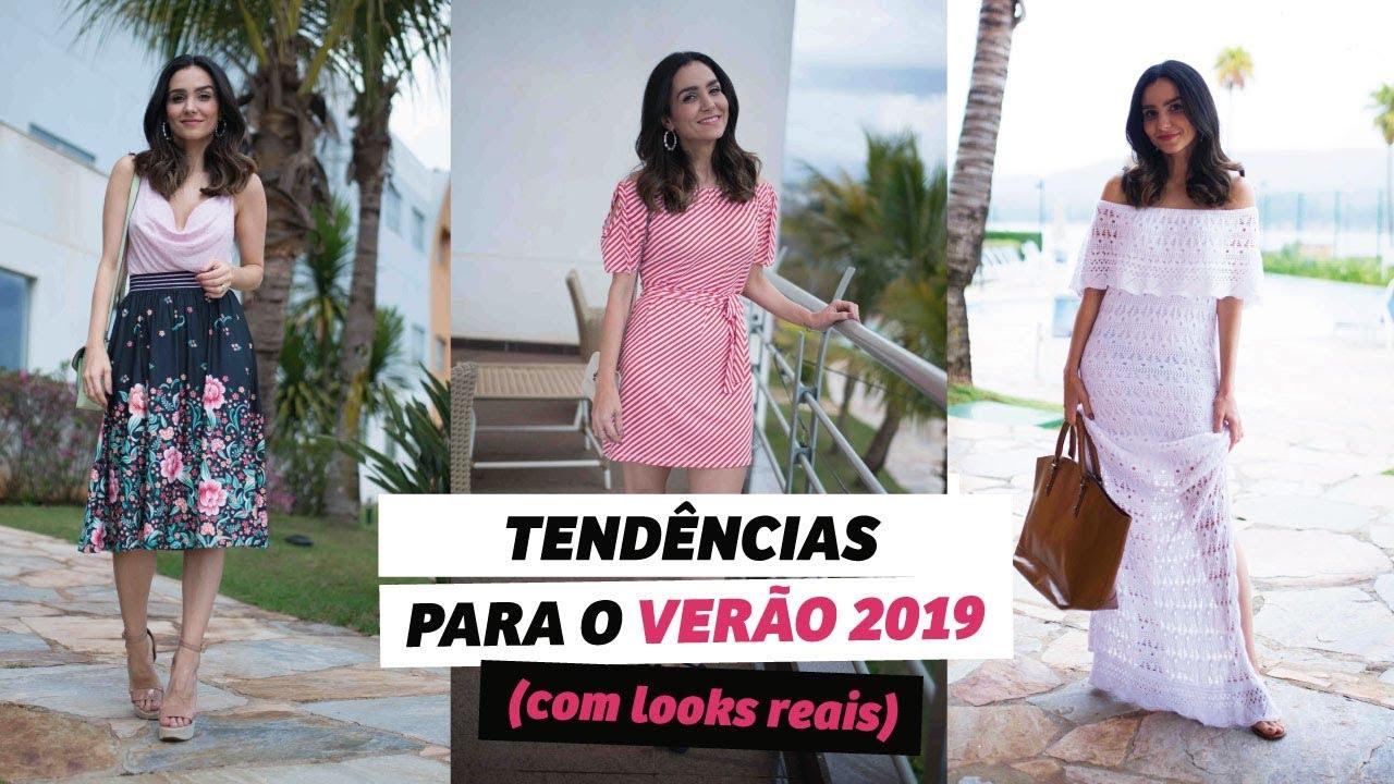 e815738469f Tendências para o VERÃO 2019 (com looks reais!)🔥
