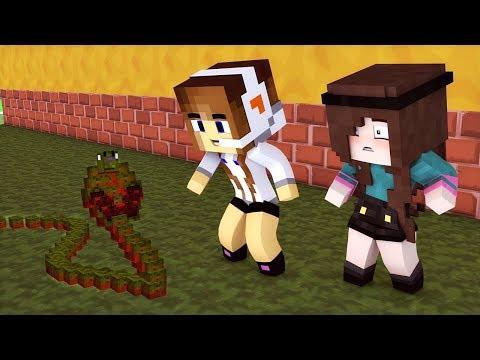 Minecraft: FAZENDINHA #12 - CRIAÇÃO DE NAJAS? | FLOKIIS |