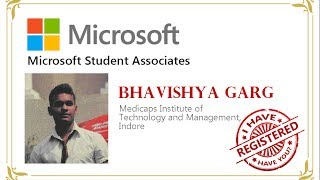 My Journey with Microsoft: MSA 2014