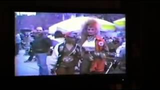 Sho'nuff's Crew - Rare Behind The Scenes of The Last Dragon