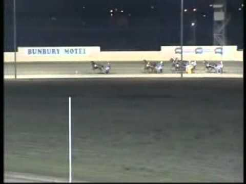 harness racing accident bunbury