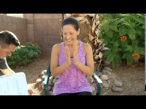 Kristi's Ice Water Challenge