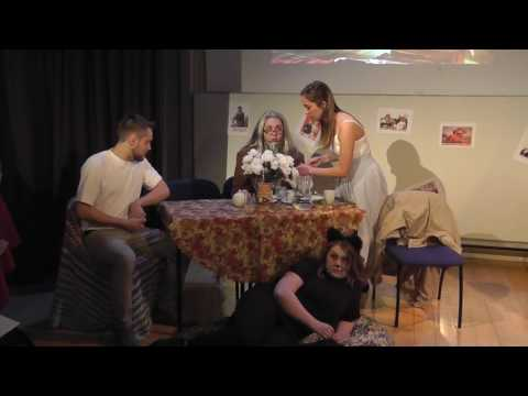 """Дракон"" Е. Шварц   23/04/17 QMUL Russian Department Play"
