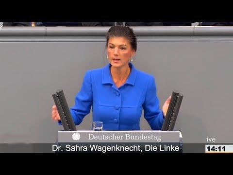 Сара Вагенкнехт: Фрау