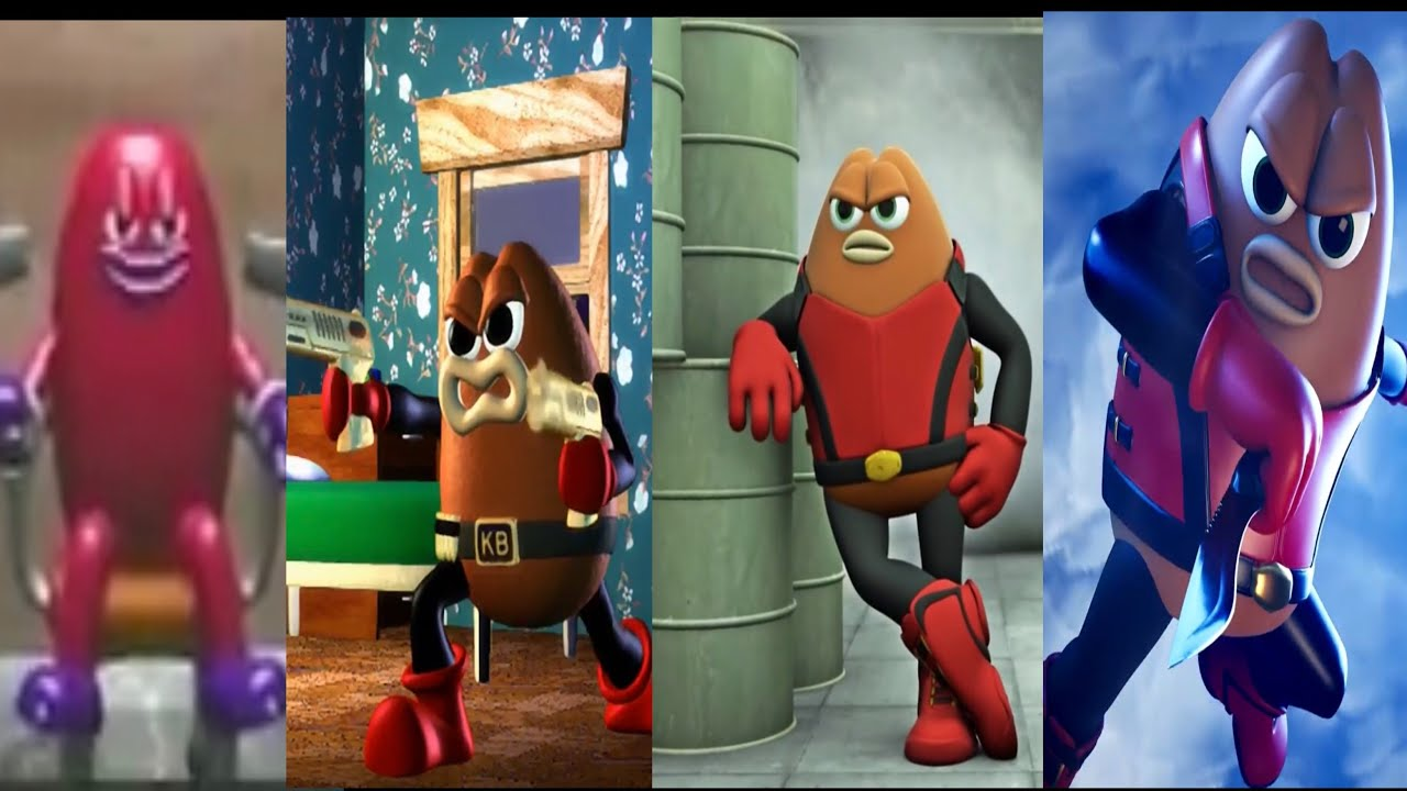 Download Evolution of Killer Bean (1996-2020)
