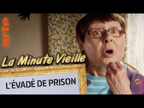 L'évadé de prison - La Minute Vieille - ARTE