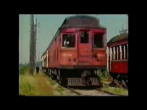 The Last Ride: BC Electric Railway's final run of passenger service into Fraser Valley