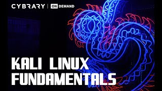 FREE Kali Linux Course Part 02 of 05 | Cybrary | Learn Now