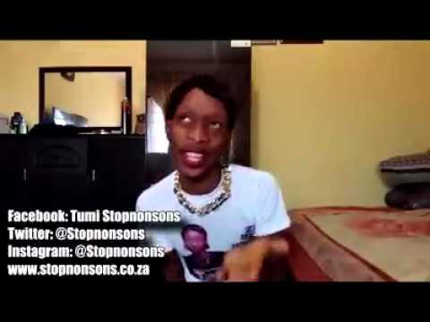 Tumi Stopnonsons Jumaima - Marriage is a privilege