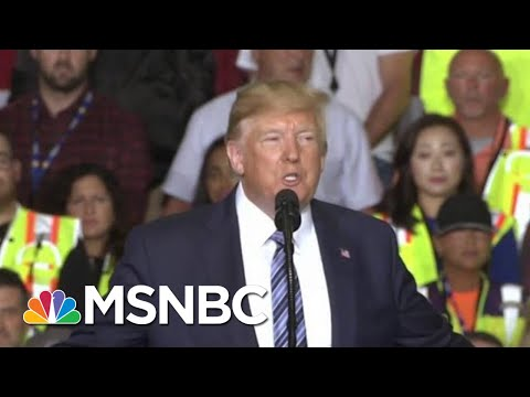Donald Trump And America's Waning Global Influence | Deadline | MSNBC