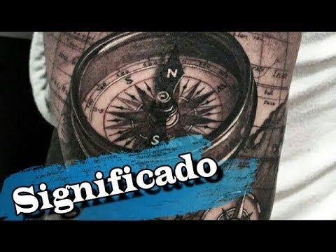Tatuajes De Brujulas Significado Y Simbolismo Cheke 97 Youtube