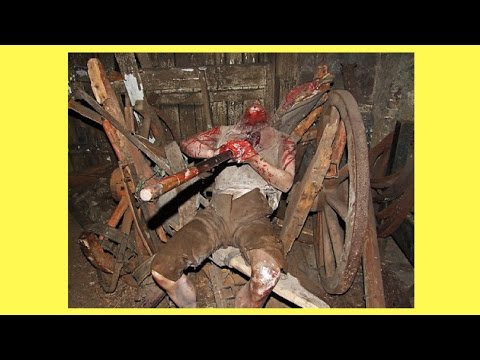 世界10個最恐怖的【博物館】/TOP10most horrible museums